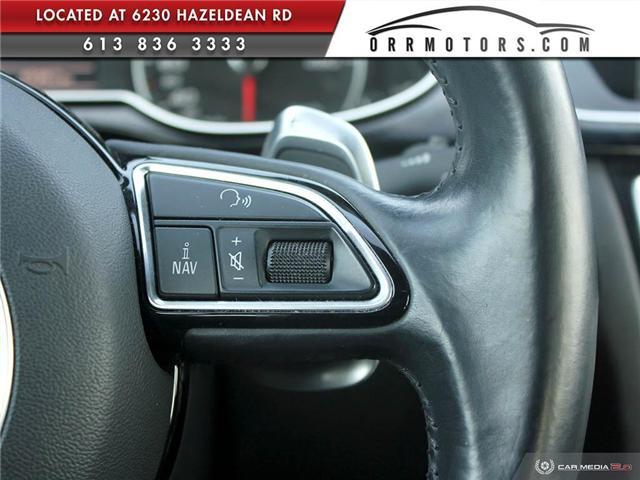 2016 Audi A4 2.0T Komfort plus (Stk: 5678) in Stittsville - Image 18 of 28