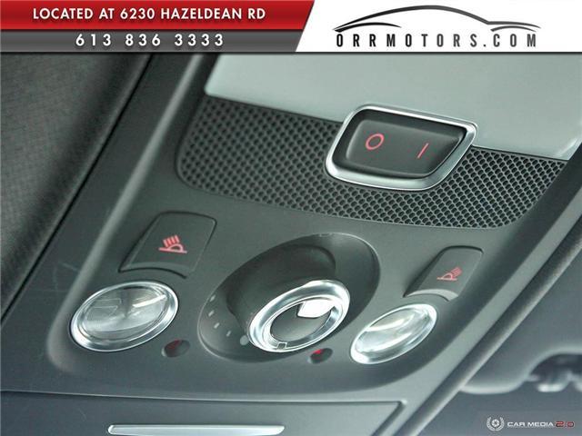 2016 Audi A4 2.0T Komfort plus (Stk: 5678) in Stittsville - Image 20 of 28