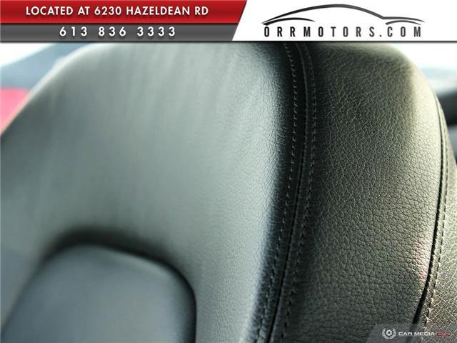 2016 Audi A4 2.0T Komfort plus (Stk: 5678) in Stittsville - Image 24 of 28