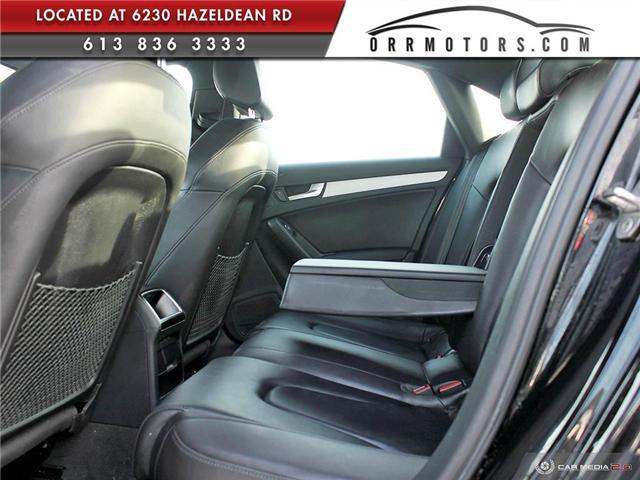 2016 Audi A4 2.0T Komfort plus (Stk: 5678) in Stittsville - Image 25 of 28