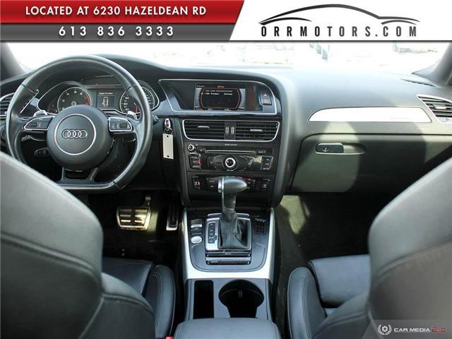 2016 Audi A4 2.0T Komfort plus (Stk: 5678) in Stittsville - Image 26 of 28