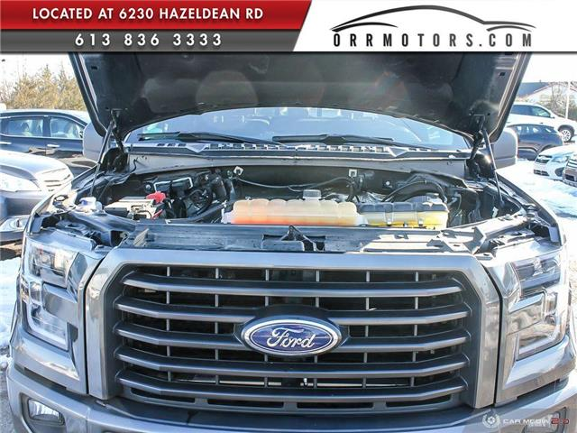 2017 Ford F-150 XLT (Stk: 5600-1) in Stittsville - Image 7 of 28
