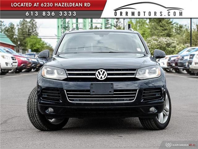 2012 Volkswagen Touareg 3.0 TDI Execline (Stk: 5764) in Stittsville - Image 2 of 27