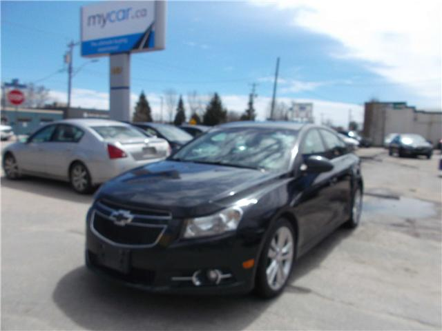 2014 Chevrolet Cruze 2LT (Stk: 181927) in Richmond - Image 2 of 15