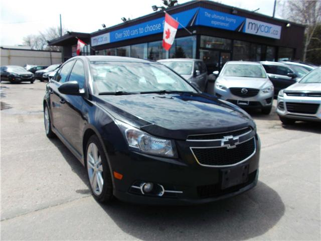 2014 Chevrolet Cruze 2LT (Stk: 181927) in Richmond - Image 1 of 15