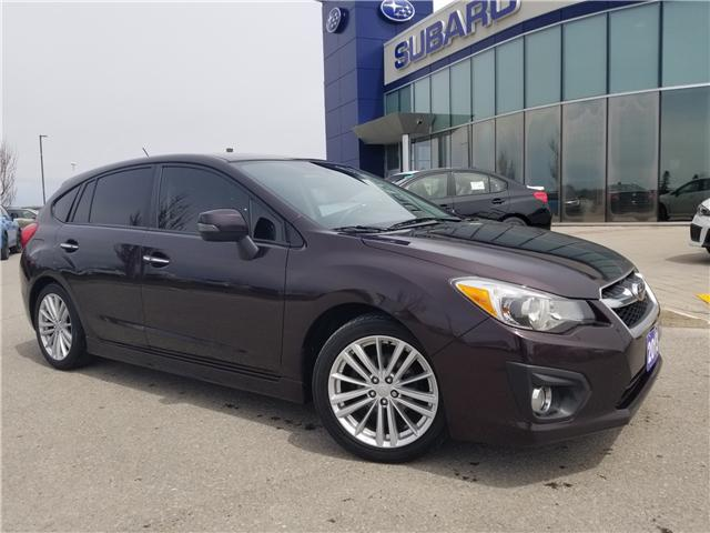 2013 Subaru Impreza 2.0i Limited Package (Stk: 19SB523A) in Innisfil - Image 1 of 19