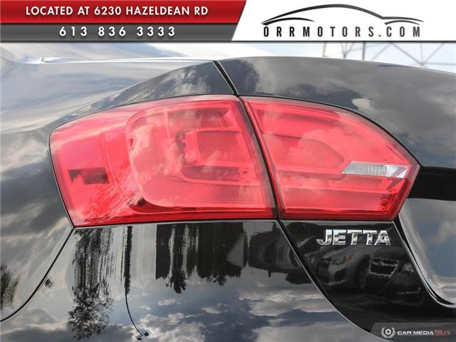 2013 Volkswagen Jetta 2.0 TDI Comfortline (Stk: 5514) in Stittsville - Image 11 of 27