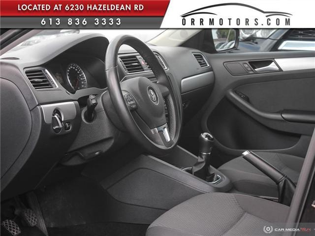2013 Volkswagen Jetta 2.0 TDI Comfortline (Stk: 5514) in Stittsville - Image 13 of 27