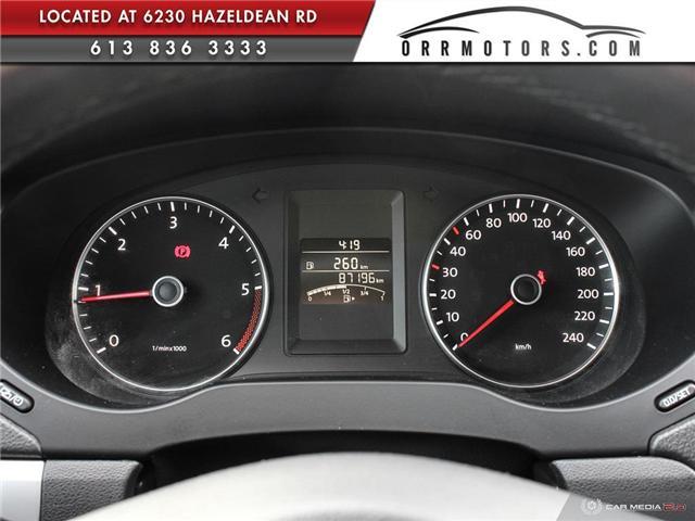 2013 Volkswagen Jetta 2.0 TDI Comfortline (Stk: 5514) in Stittsville - Image 15 of 27