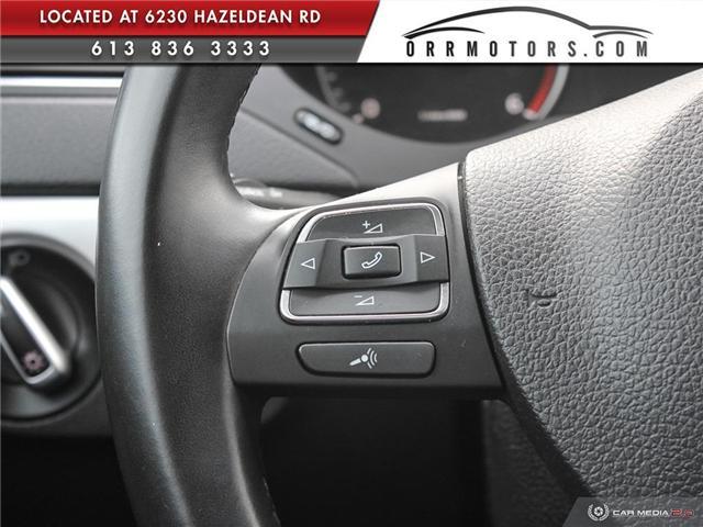 2013 Volkswagen Jetta 2.0 TDI Comfortline (Stk: 5514) in Stittsville - Image 17 of 27