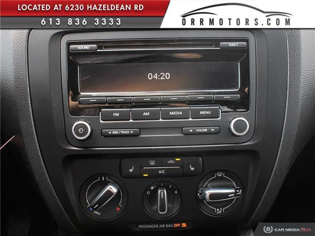 2013 Volkswagen Jetta 2.0 TDI Comfortline (Stk: 5514) in Stittsville - Image 20 of 27