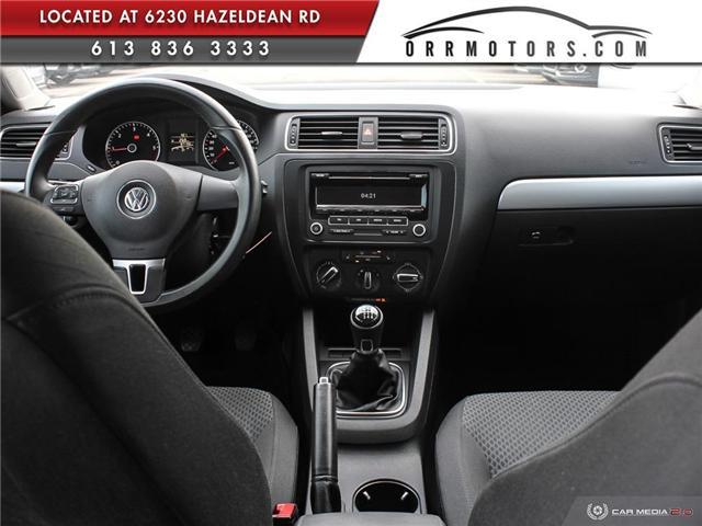 2013 Volkswagen Jetta 2.0 TDI Comfortline (Stk: 5514) in Stittsville - Image 24 of 27
