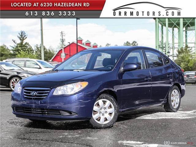 2010 Hyundai Elantra  (Stk: 5393-1) in Stittsville - Image 1 of 27