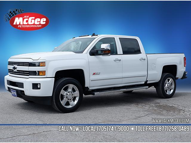 2019 Chevrolet Silverado 2500HD LT (Stk: P19005) in Peterborough - Image 1 of 18