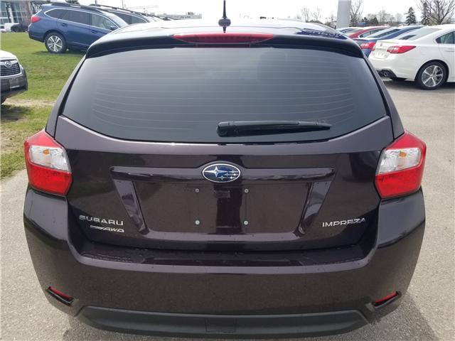 2013 Subaru Impreza 2.0i Limited Package (Stk: 19SB523A) in Innisfil - Image 6 of 19