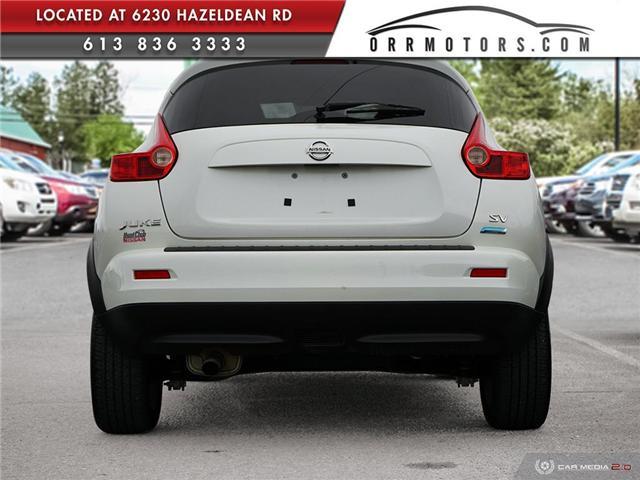 2013 Nissan Juke SV (Stk: 5566-1) in Stittsville - Image 5 of 27