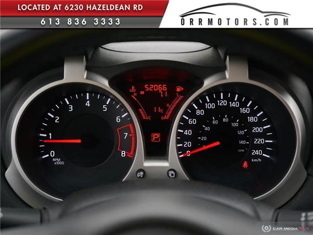 2013 Nissan Juke SV (Stk: 5566-1) in Stittsville - Image 15 of 27