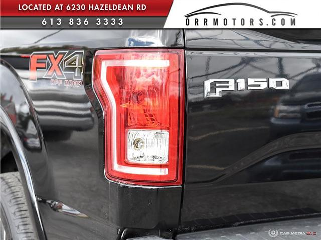 2015 Ford F-150 XLT (Stk: 5450) in Stittsville - Image 11 of 27
