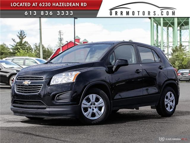 2016 Chevrolet Trax LS (Stk: 5706) in Stittsville - Image 1 of 27