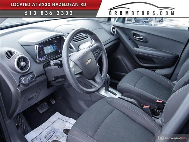 2016 Chevrolet Trax LS (Stk: 5706) in Stittsville - Image 13 of 27