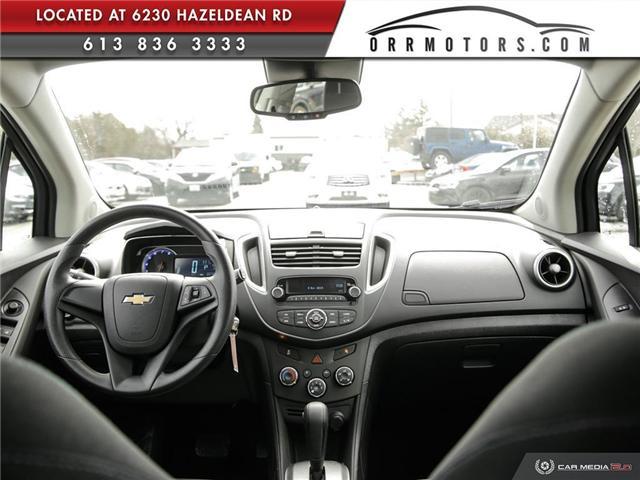 2016 Chevrolet Trax LS (Stk: 5706) in Stittsville - Image 24 of 27