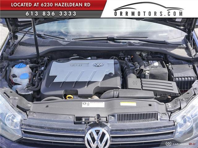 2014 Volkswagen Golf 2.0 TDI Highline (Stk: 5729) in Stittsville - Image 7 of 28