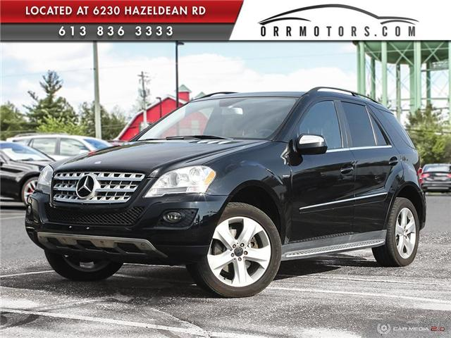 2010 Mercedes-Benz M-Class Base (Stk: 5360) in Stittsville - Image 1 of 27