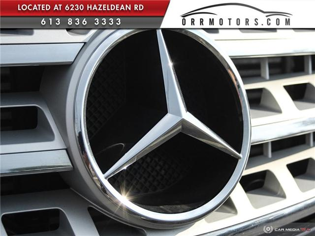 2010 Mercedes-Benz M-Class Base (Stk: 5360) in Stittsville - Image 8 of 27