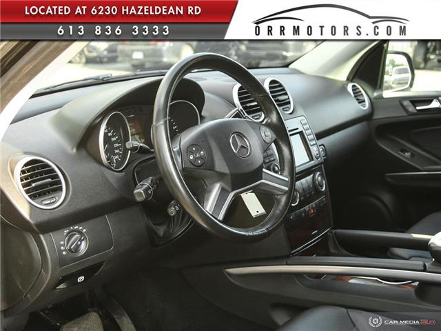 2010 Mercedes-Benz M-Class Base (Stk: 5360) in Stittsville - Image 12 of 27