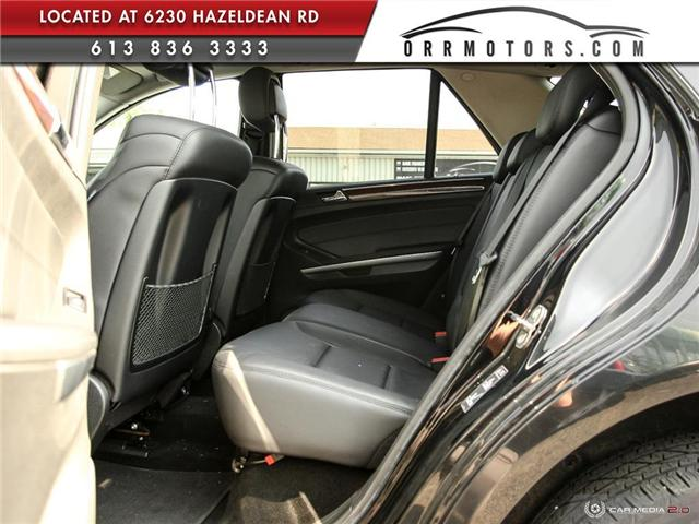 2010 Mercedes-Benz M-Class Base (Stk: 5360) in Stittsville - Image 23 of 27