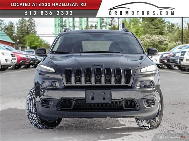 2018 Jeep Cherokee Sport (Stk: 5689) in Stittsville - Image 2 of 27