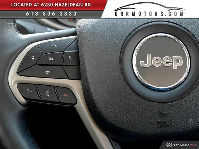 2018 Jeep Cherokee Sport (Stk: 5689) in Stittsville - Image 17 of 27