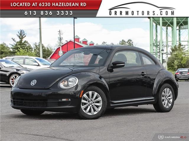 2013 Volkswagen Beetle  (Stk: 5512) in Stittsville - Image 1 of 27