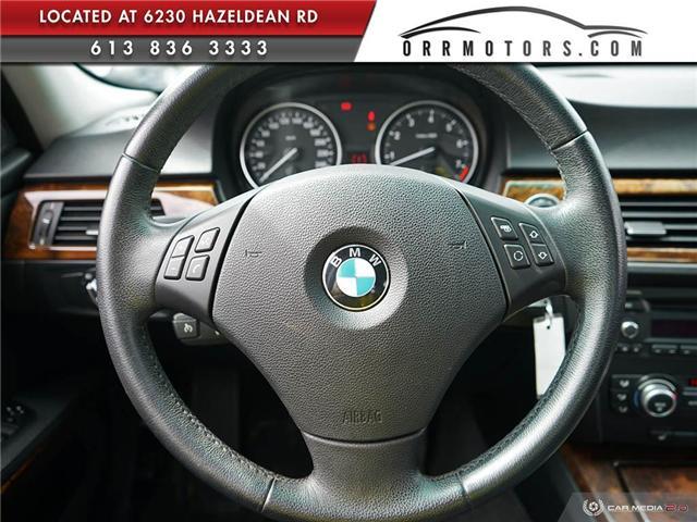 2009 BMW 328i xDrive (Stk: 5726) in Stittsville - Image 13 of 27
