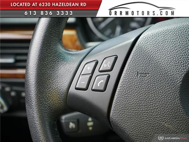 2009 BMW 328i xDrive (Stk: 5726) in Stittsville - Image 16 of 27