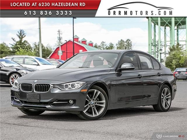 2014 BMW 320i xDrive (Stk: 5747) in Stittsville - Image 1 of 28