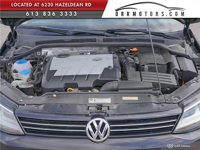2014 Volkswagen Jetta 2.0 TDI Comfortline (Stk: 5704) in Stittsville - Image 7 of 28