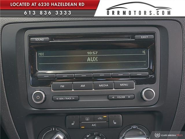 2014 Volkswagen Jetta 2.0 TDI Comfortline (Stk: 5704) in Stittsville - Image 20 of 28
