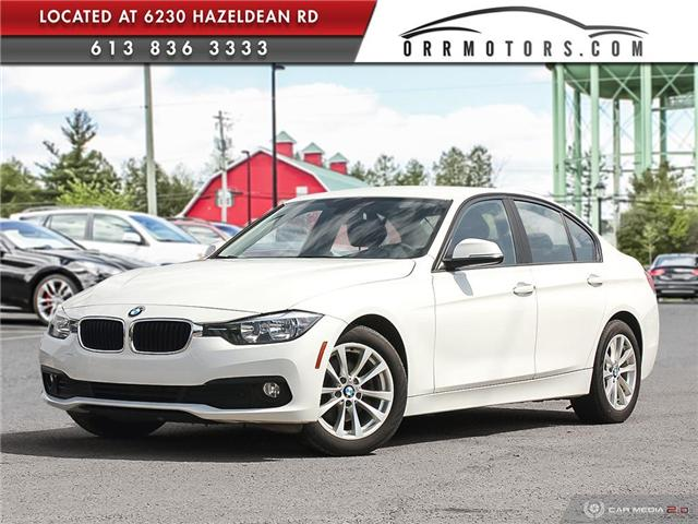 2016 BMW 320i xDrive (Stk: 5697) in Stittsville - Image 1 of 29