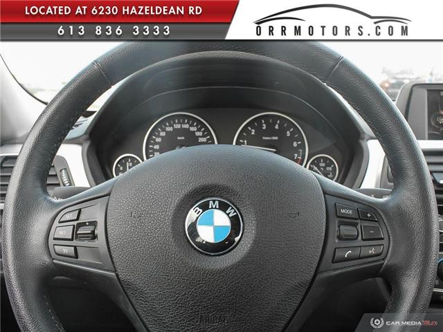 2016 BMW 320i xDrive (Stk: 5697) in Stittsville - Image 14 of 29