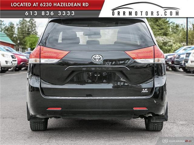 2013 Toyota Sienna LE 7 Passenger (Stk: 5736) in Stittsville - Image 5 of 29