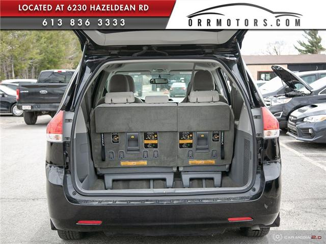 2013 Toyota Sienna LE 7 Passenger (Stk: 5736) in Stittsville - Image 10 of 29
