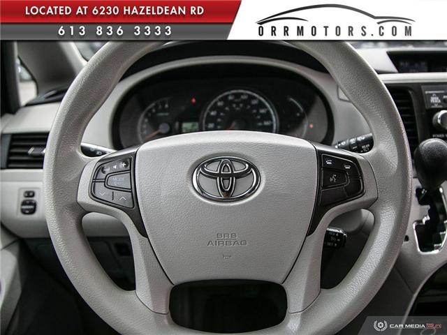 2013 Toyota Sienna LE 7 Passenger (Stk: 5736) in Stittsville - Image 13 of 29
