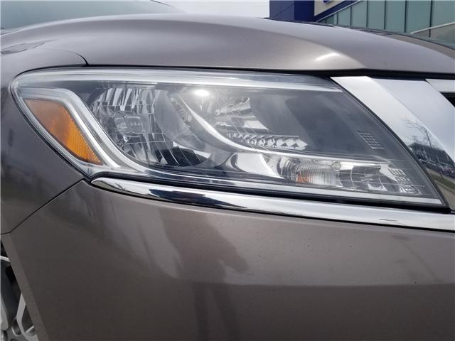 2014 Nissan Pathfinder SL (Stk: 19SB533A) in Innisfil - Image 2 of 18