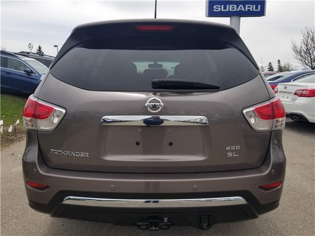 2014 Nissan Pathfinder SL (Stk: 19SB533A) in Innisfil - Image 6 of 18