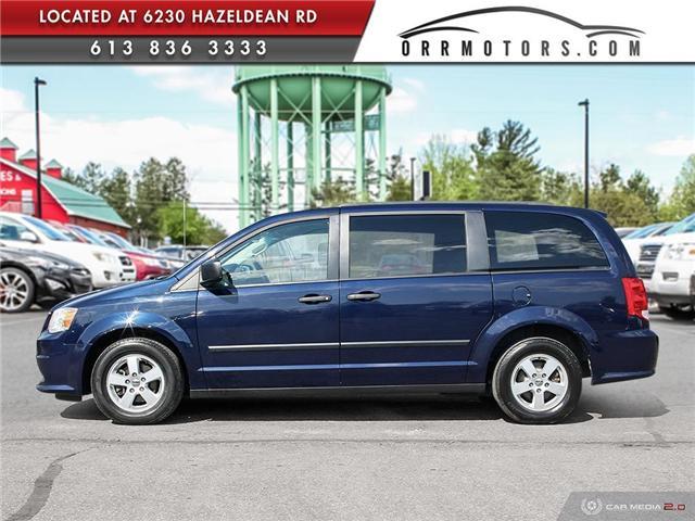 2013 Dodge Grand Caravan SE/SXT (Stk: 5452) in Stittsville - Image 3 of 27