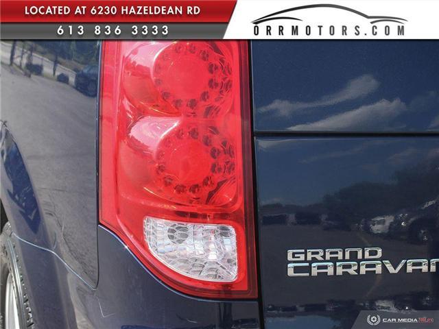 2013 Dodge Grand Caravan SE/SXT (Stk: 5452) in Stittsville - Image 11 of 27