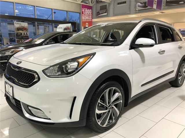 2019 Kia Niro SX Touring (Stk: K190197) in Toronto - Image 5 of 17