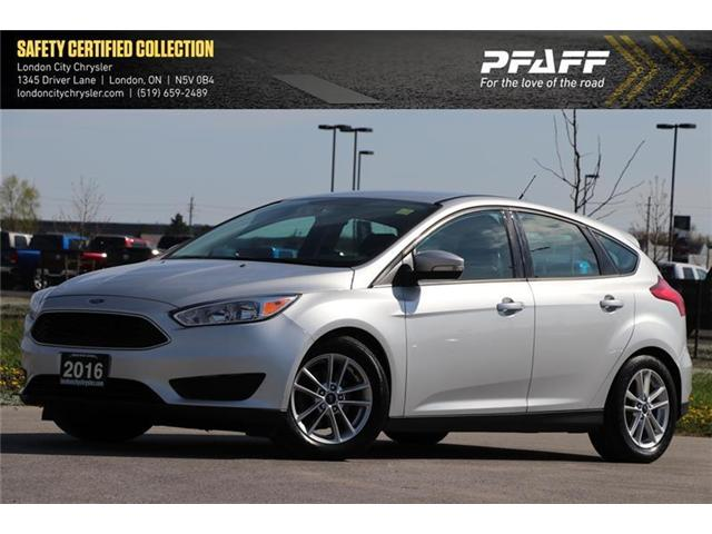 2016 Ford Focus SE (Stk: LU8619) in London - Image 1 of 20