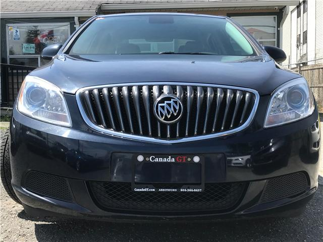 2016 Buick Verano Base (Stk: 4131738) in Abbotsford - Image 7 of 23